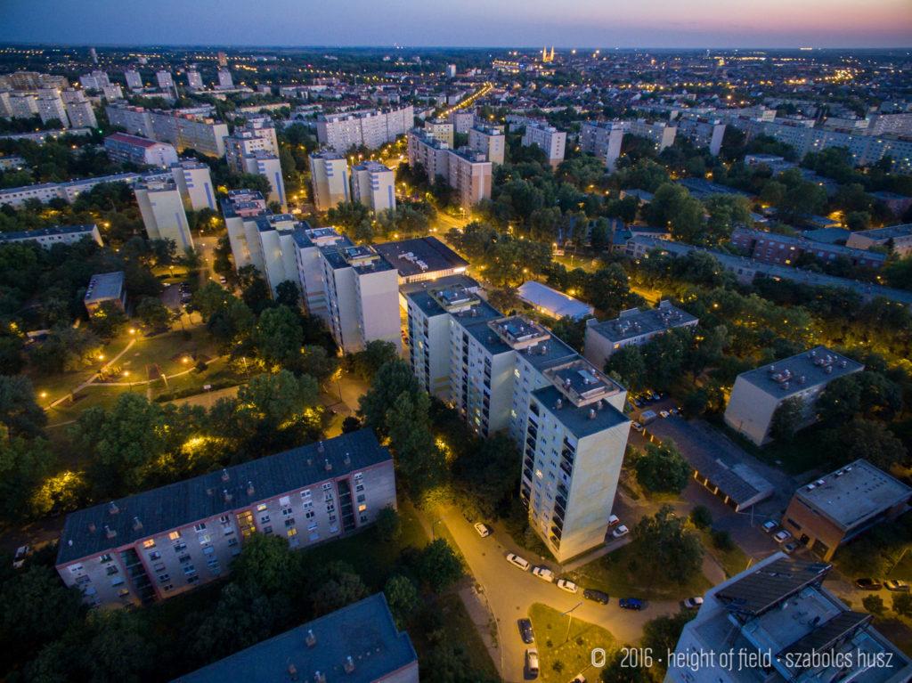 Zöldfa utca, Szeged Tarján